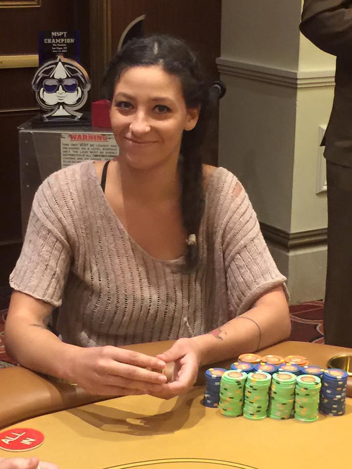 Angelina rich poker