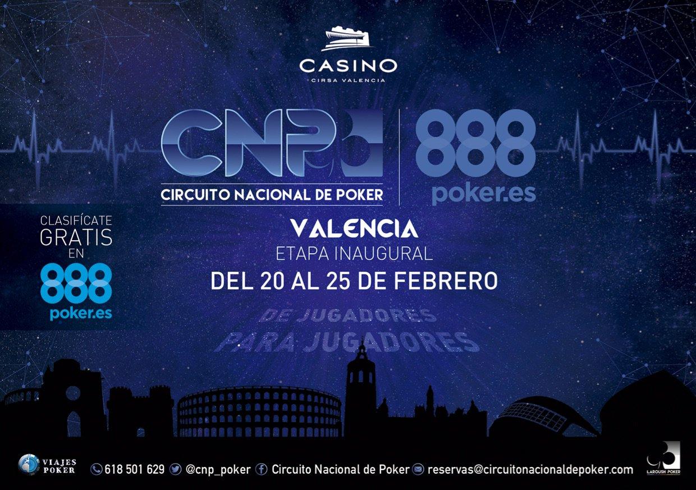 Circuito Cnp : Seguimiento día cnp madrid u circuito nacional de poker circuito