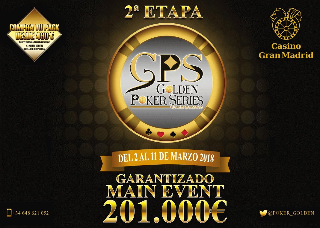 Golden poker series 2018 wsop world series of poker 2016