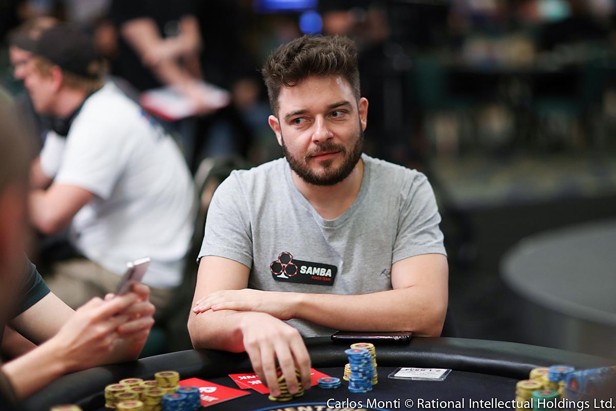 La Armada Latina Comienza Con Grandes Resultados Las Bounty Builder Series De Poker Stars Poker Red