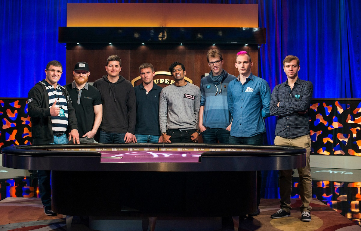Poker super high roller bowl winstar slots