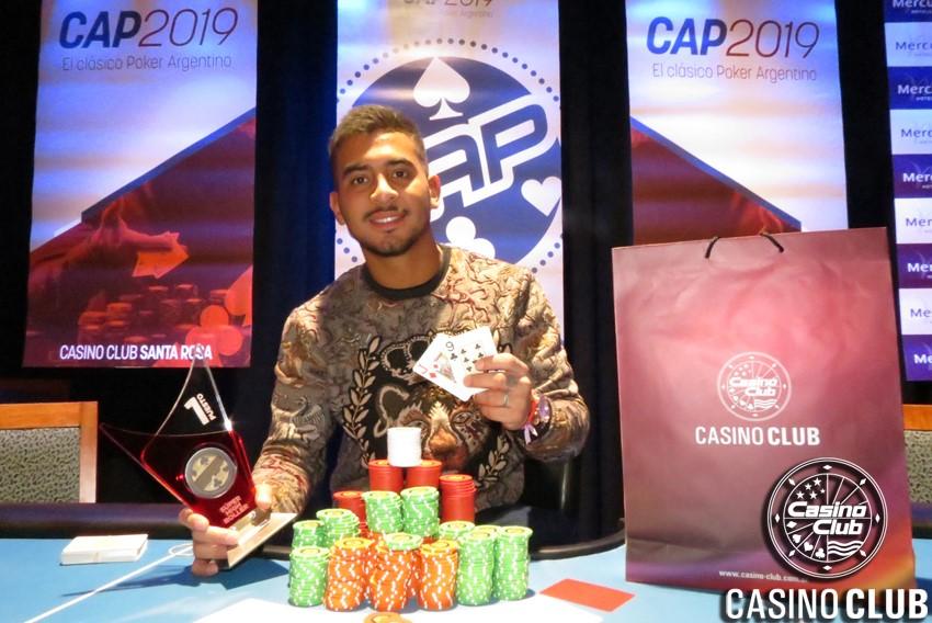 Torneo De Poker Casino Club Santa Rosa