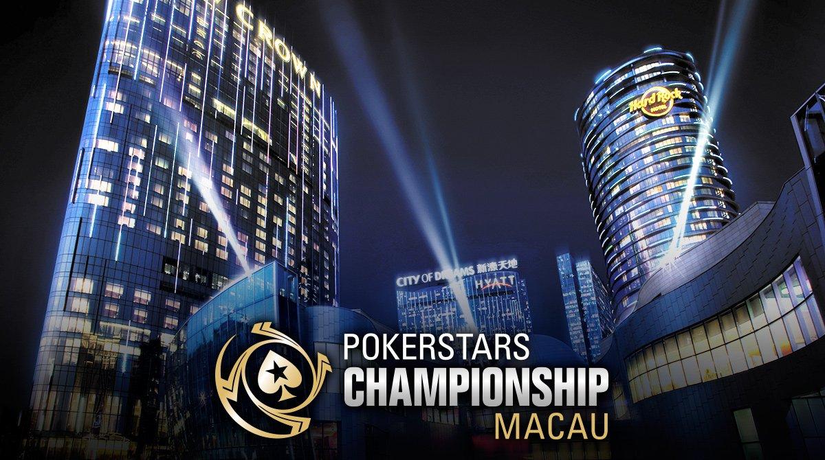 pokerstars macao