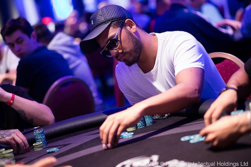 David Lopez Y Omar Del Pino Demuestran Que Los Lunes Son Cuestion De Actitud Poker Red