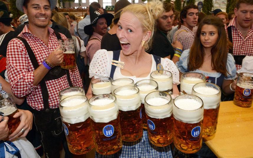 Resultado de imagen de oktoberfest berlin