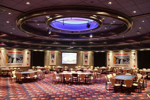 casino gran madrid poker room