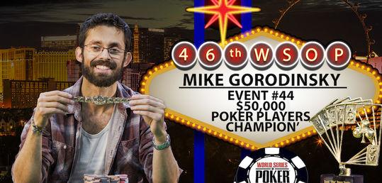 Mike Gorodinsky es el Poker Players Champion 2015 - 14244-winner-photo.jpg