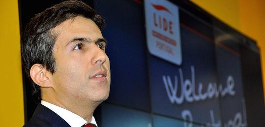 """Secretario de Turismo portugués: """"No veo nada que prohiba la liquidez internacional"""" - Adolfo-Mesquita-Nunes.jpg"""
