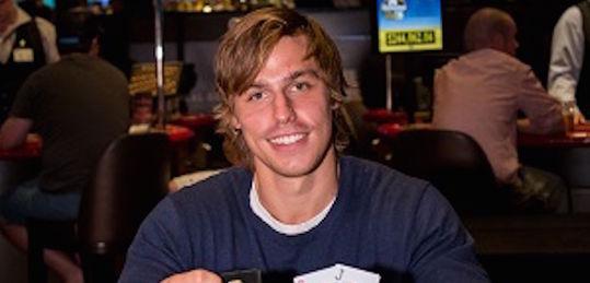 El australiano Alex Trevallion gana el $25k Challenge - Alex_Trevallion_Winner.jpg