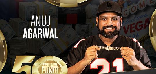 Anuj Agarwal se adueño del Brazalete del Evento #86 - Anuj-Agarwal-Evento86.jpg