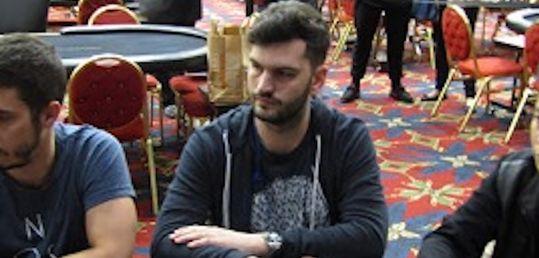 Daniel Barriocanal abre la lata en el LA Poker Classic - Barriocanal.jpg