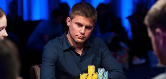 Byron Kaverman manda en un día 1 en el que se mantuvieron 44 jugadores con vida - Byron_Kaverman_SHRB.jpg