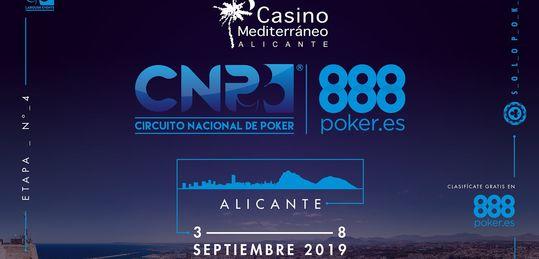 El Casino Mediterráneo de Alicante se prepara para recibir la 4ª Etapa - CNP_Alicante_3_2019.jpg