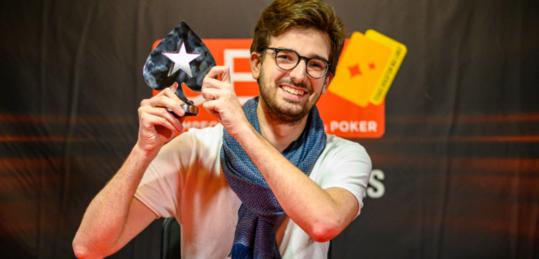 Fabien Lecardonel gana el CEP Barcelona - 110.000 €