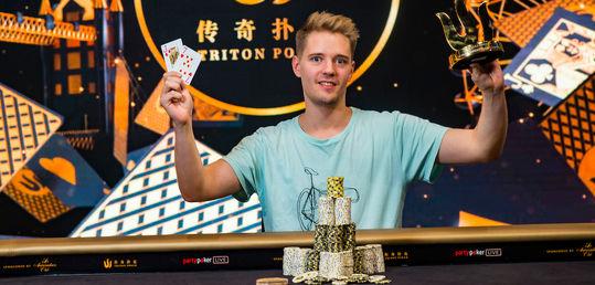 Linus Loeliger y Charlie Carrel ganan los premios más grandes de su carrera - Champion-Linus-Loeliger_2019-Triton-London_EV01-NLH-6-Handed-Turbo_Final-Table_Giron_8JG8605.jpg