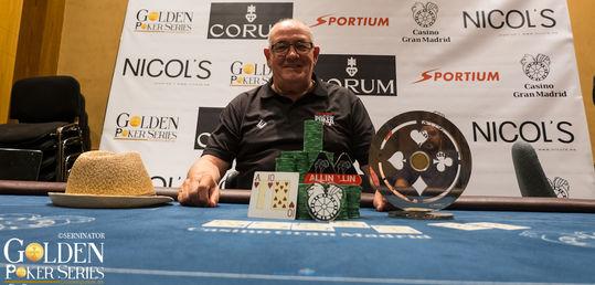 Vicente Gargallo tira de veteranía para ganar las Golden Poker Series de junio - DSCF8873.jpg