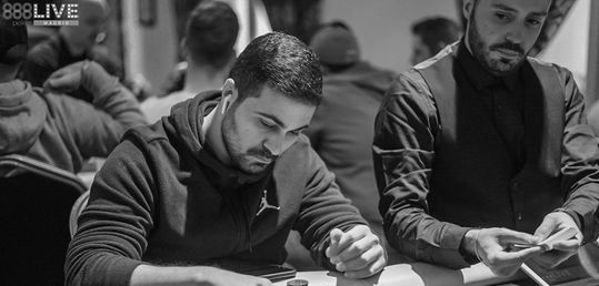 Ran Sahahar sufre una eliminación muy dolorosa (8º - 14.000 €)