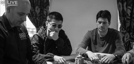 Lin Ruida no supera el nivel 33 (11º - 9.000 €)