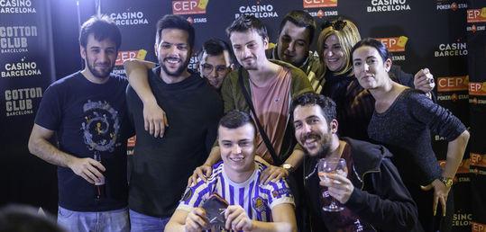 Iñaki Aguirre campeón del CEP Barcelona por PokerStars 2020