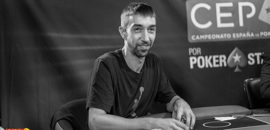 Joaquín García cae en tercera posición eliminado por Núñez (13.100 €)