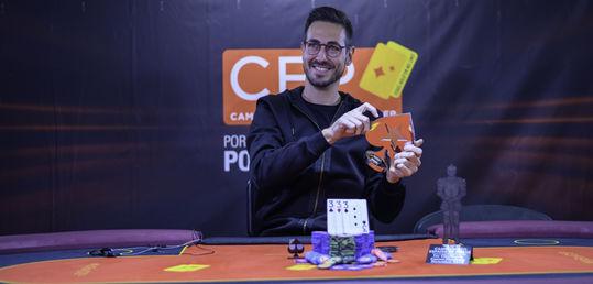 Pacto por ICM entre Carles Garriga y Andrés Muñoz