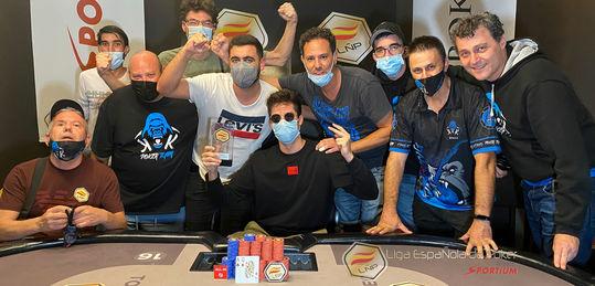 La LÑP5 Castellón finalizó con un Marcos Gallrdo estelar - Ganador_Main_Event.jpg