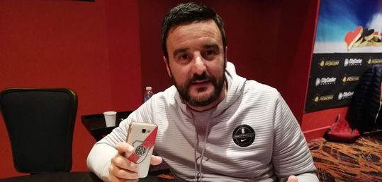 Gaspar Fernández lidera a los finalistas del Rosario Grand Poker - Gaspar-Fernandez-RGP.jpg