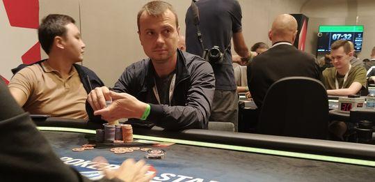 Shafikov no quiere problemas con Sergi