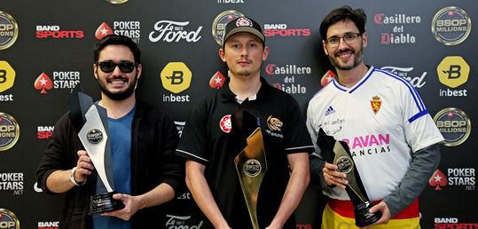 Españoles por el mundo: ¡Tercer puesto para Ricardo Mostacero en el BSOP Millions! - IMG_3144.jpg