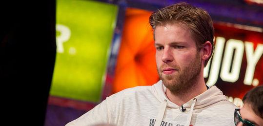 """Jorryt van Hoof: """"Stephensen, Jacobson y Newhouse son los que más me preocupan"""" - Jorryt_van_Hoof_WSOP_Main_Event.jpg"""