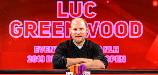 Luc Greenwood ganó el torneo inaugural del British Poker Open - Luc-Greenwood-Champ-Evento1.jpg