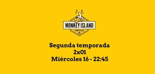 Monkey Island regresa los miércoles por la noche - MI_EPISODIOS.png