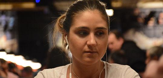 Ana Márquez da la cara en la tercera presencia en mesa final de las WSOP 2018 - Marquez.jpg