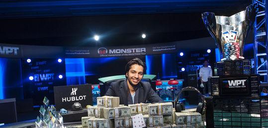 Mohsin Charania remonta para ganar su segundo World Poker Tour - Mohsin_Charania_WPT_Bellagio.jpg