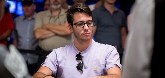 Mario Navarro, runner-up del WCOOP 85-H por 73.730 $ - R.jpg
