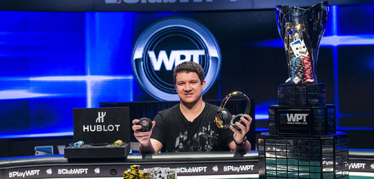 Sam Panzica gana su primer título del WPT tras una gran remontada  - WPT-bestbet-Sam-Panzica.jpg