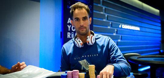 El día 2 del Main Event termina con David González Delgado como chipleader - _GCP0151.jpg