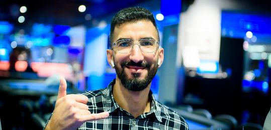 ¡Ahmed Ibrahim se dobla!