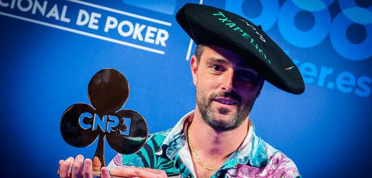 Miguel Gutiérrez se proclama campeón del Main Event  - _GCP7837.jpg