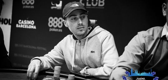 Ibrahim deja la cuenta del High Roller Club en cuatro jugadores