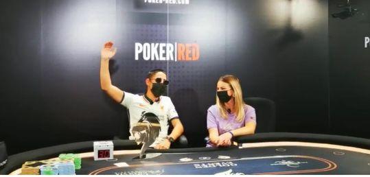 Marcos Cuesta, ¡Campeón del Main Event Golden Poker Championship!