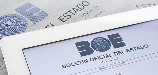 Se publican en el BOE las condiciones para la reapertura de los establecimientos y locales de juego y apuestas - boe-01.jpg