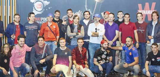 ¡Final de la primera parada del Winamax Poker Tour Aranjuez! ¡Tenemos clasificados! - clasificados.jpg