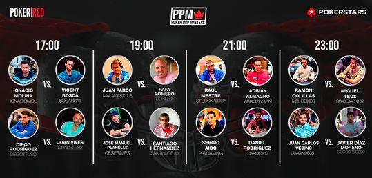 Los grupos E, F, G y H disputan esta tarde la primera jornada del PPM - dia_1-2.jpeg