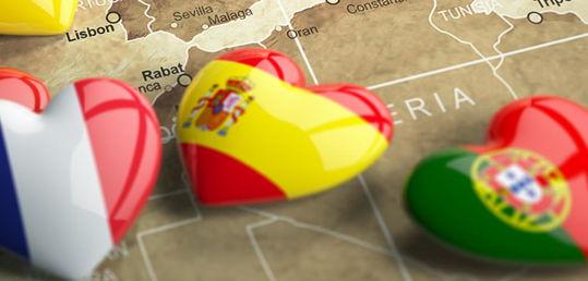 GVC Holdings se expande en Portugal pero descarta la liquidez a corto plazo - francia-espana-portugal.jpg