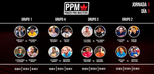 Hoy a las 16:00 arranca el Poker Pro Masters: ¡Que comiencen los juegos del hambre! - jornada_1_dia_1.png