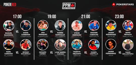 Los grupos A, B, C y D vuelven esta tarde en la segunda jornada del PPM - jornada_2_dia_1_PPM_2021.png