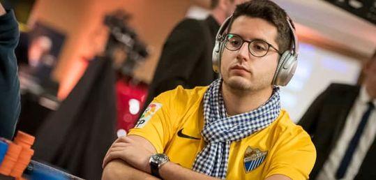 Juan Pardo fue el español más destacado en la noche del lunes  - juan_pardo_malakastyle.jpg