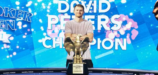 Sean Winter gana el $50k del U.S. Poker Open y David Peters se proclama campeón - peters.jpg