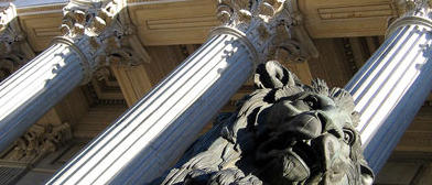 Fachada del Congreso de los Diputados / Foto Madrid